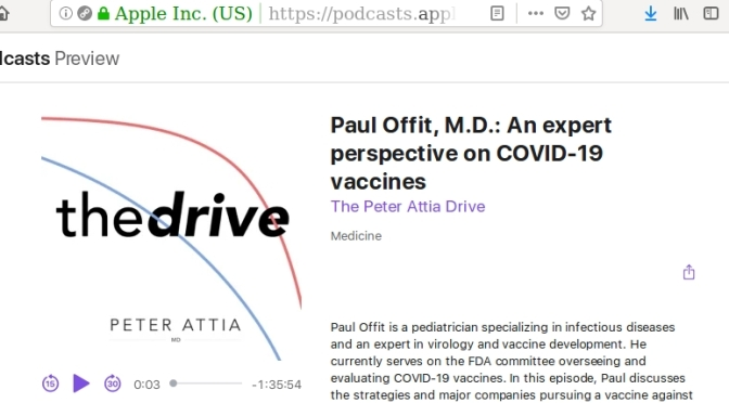 The Best Discussion of COVID and Vaccines