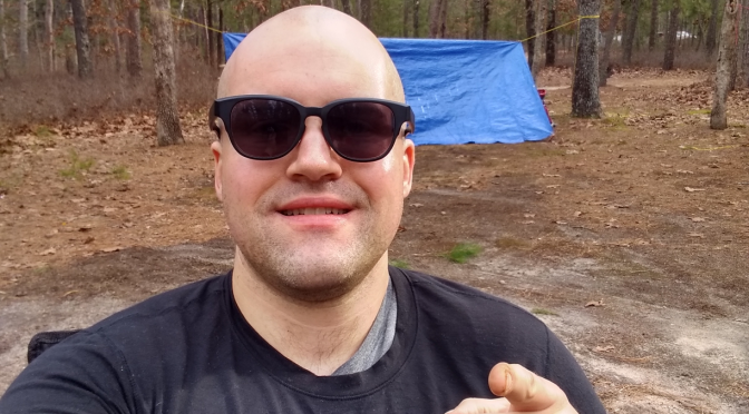 How Camping Is Improving My Life
