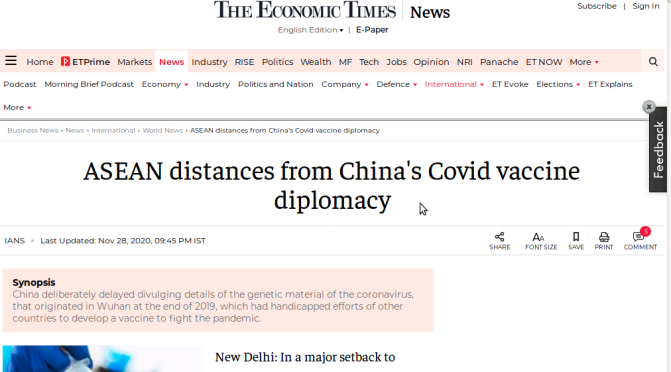Is China Using Its COVID Vaccines to Control Other Countries?
