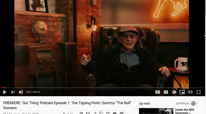 "I Listened to Sammy ""The Bull"" Gravano's New Podcast"