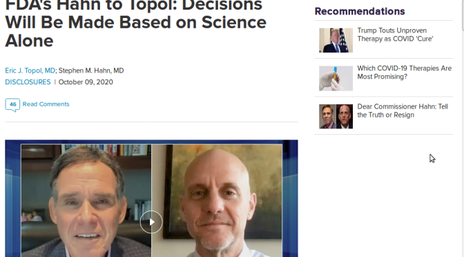 Why I Am Confident the FDA Will Make the Right Decision on COVID Vaccines
