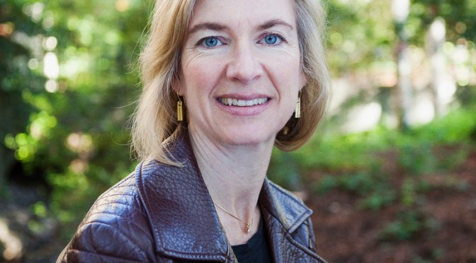 What I Just Learned From a Discussion With Nobel Laureate Jennifer Doudna