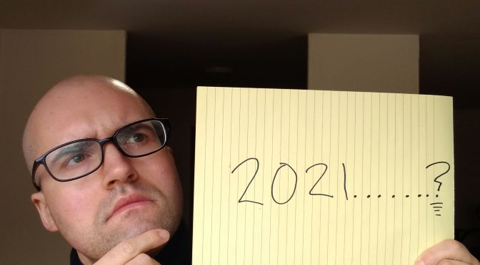 My View on Markets in 2021