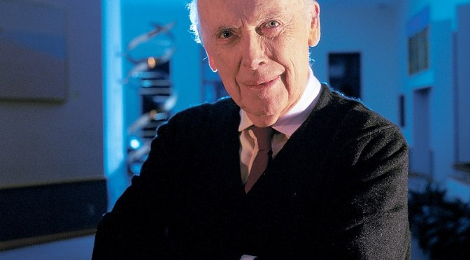 What I Learned From James Watson, Co-Discoverer of the Structure of DNA