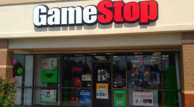 Second Short Squeeze Is On As GameStop Triples in 1 Day