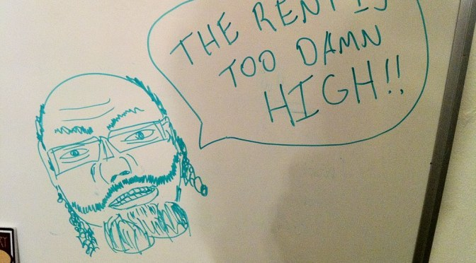 For AMC, The Rent Is Too Damn High