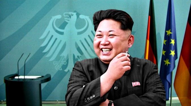Will A Massive Uprising in North Korea Mean the End of Kim Jong-un?