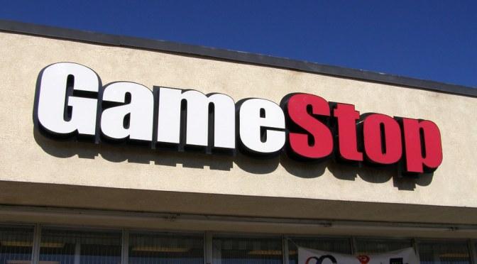 Top GameStop Executive Resigns Suddenly