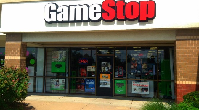 GameStop Has Failed to Modernize Before. This Is What Happened.