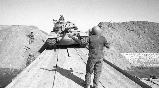 When the Suez Canal Was Blocked for Eight Years
