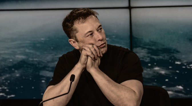 Elon Musk's Secret Battery May Be the World's Largest
