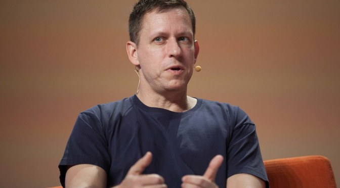 Palantir's CEO Is Spending Time Critizing Wall Street, Rather Than Making Money