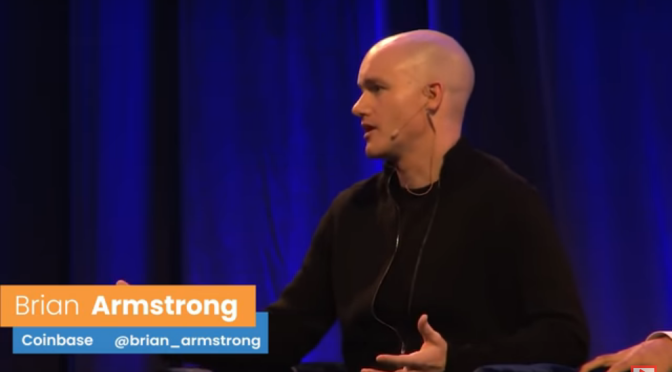 """""""Everybody Thought I Was Crazy"""": How Brian Armstrong Built Coinbase"""