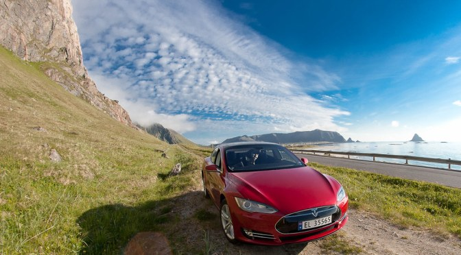 In Norway, 60% of Cars Sold are Electric