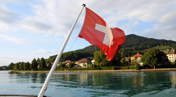Bitcoin Is Worth More than the GDP of Switzerland