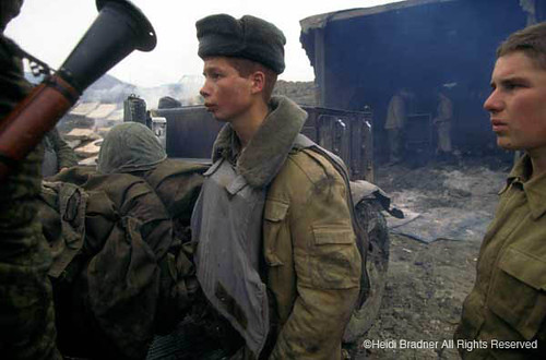 Urban Combat: Lessons from Chechnya