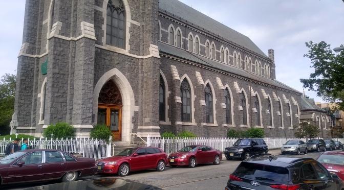 The Church Tony Soprano's Grandfather Built