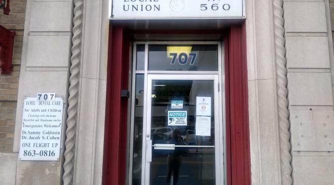 Hoffa Murder Suspect Tony Pro's Union Hall