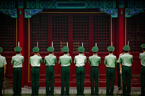 China's Real Goal in Tech Crackdown: A Regimented, Obedient Society