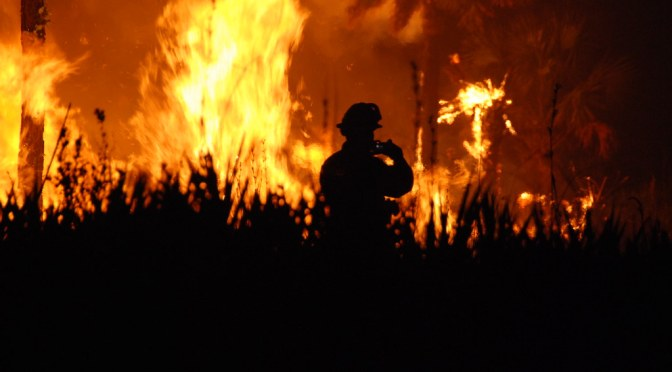 How Tech Could Stop Wildfires